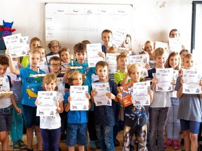 Zweiter Devoxx4Kids Event